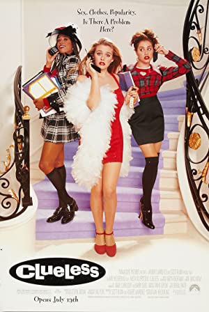 Clueless Poster Image