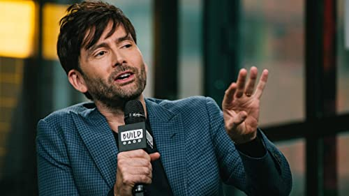"BUILD: David Tennant on his Reserved Character in ""Camping"""