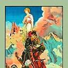 Erich von Stroheim, Francelia Billington, Sam De Grasse, and Gibson Gowland in Blind Husbands (1919)