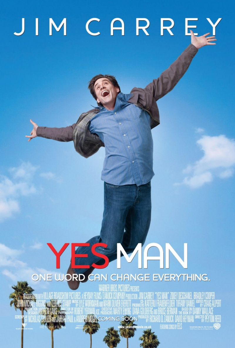Yes Man (2008) BluRay 720p & 1080p