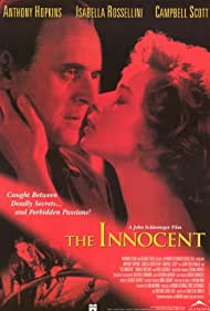 Anthony Hopkins and Isabella Rossellini in The Innocent (1993)