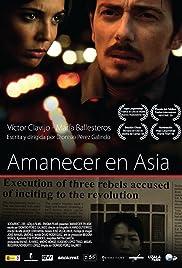 Amanecer en Asia Poster