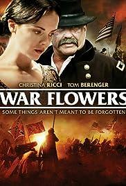 War Flowers Poster