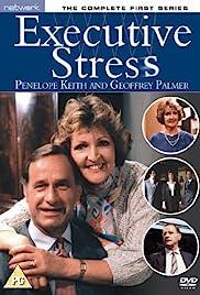 Executive Stress Poster