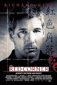 Richard Gere and Mark Knapton in Red Corner (1997)