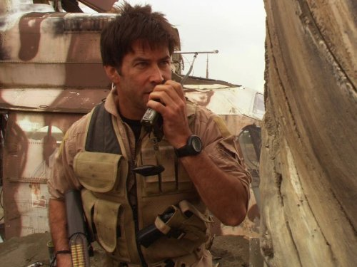 Joe Flanigan in Stargate: Atlantis (2004)