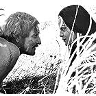 Richard Harris and Corinna Tsopei in A Man Called Horse (1970)