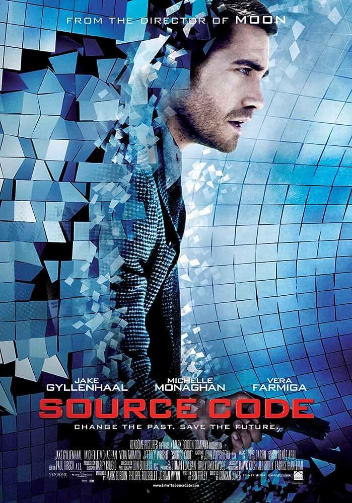 Source Code (2011) Hindi Dubbed