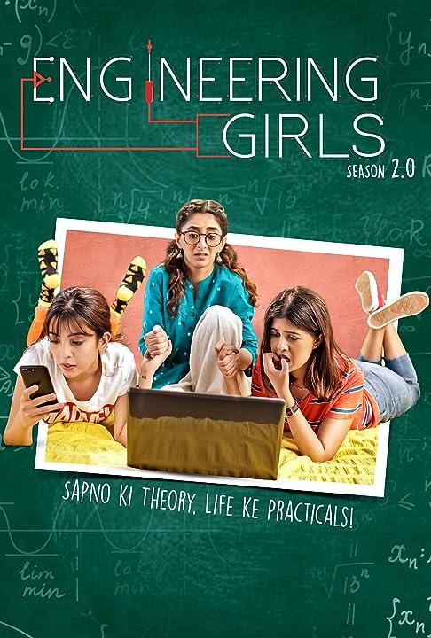 Engineering Girls (2021) Season 2 Zee5 Original