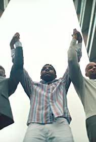Chris Chalk, Jovan Adepo, Jharrel Jerome, Freddy Miyares, and Justin Cunningham in When They See Us (2019)