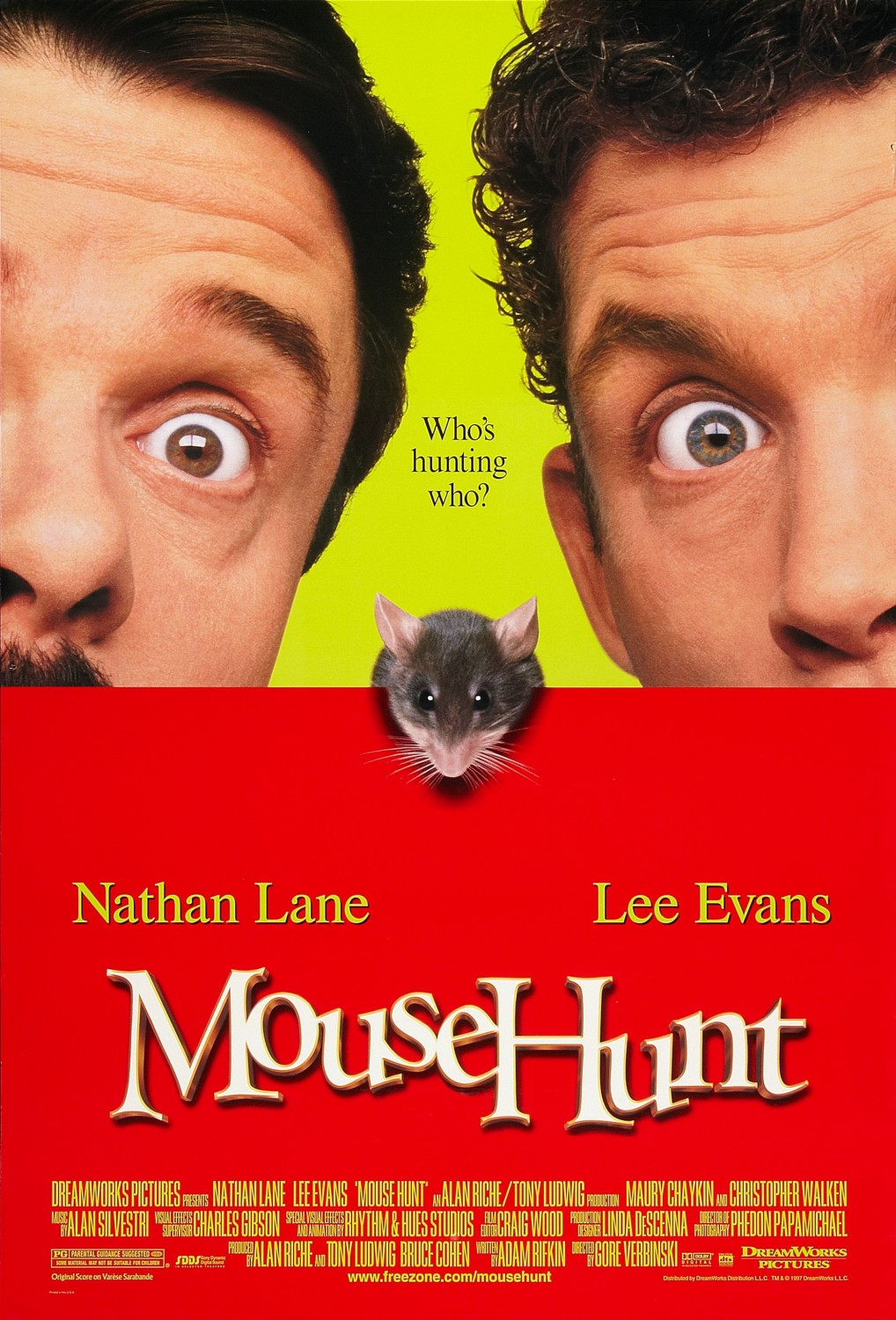 The Adventures of Charlie Mouse: The Hunt