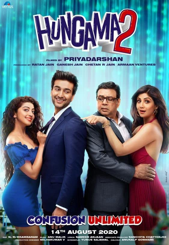 Hungama 2 (2021) Hindi Full Movie 1080p DSNP WEB-DL x264 AAC 2.4GB Download