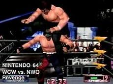 WCW/NWO Revenge (VG)