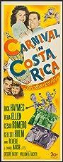 Carnival in Costa Rica (1947) Poster