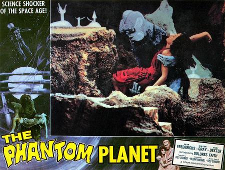 """""""Phantom Planet"""""""