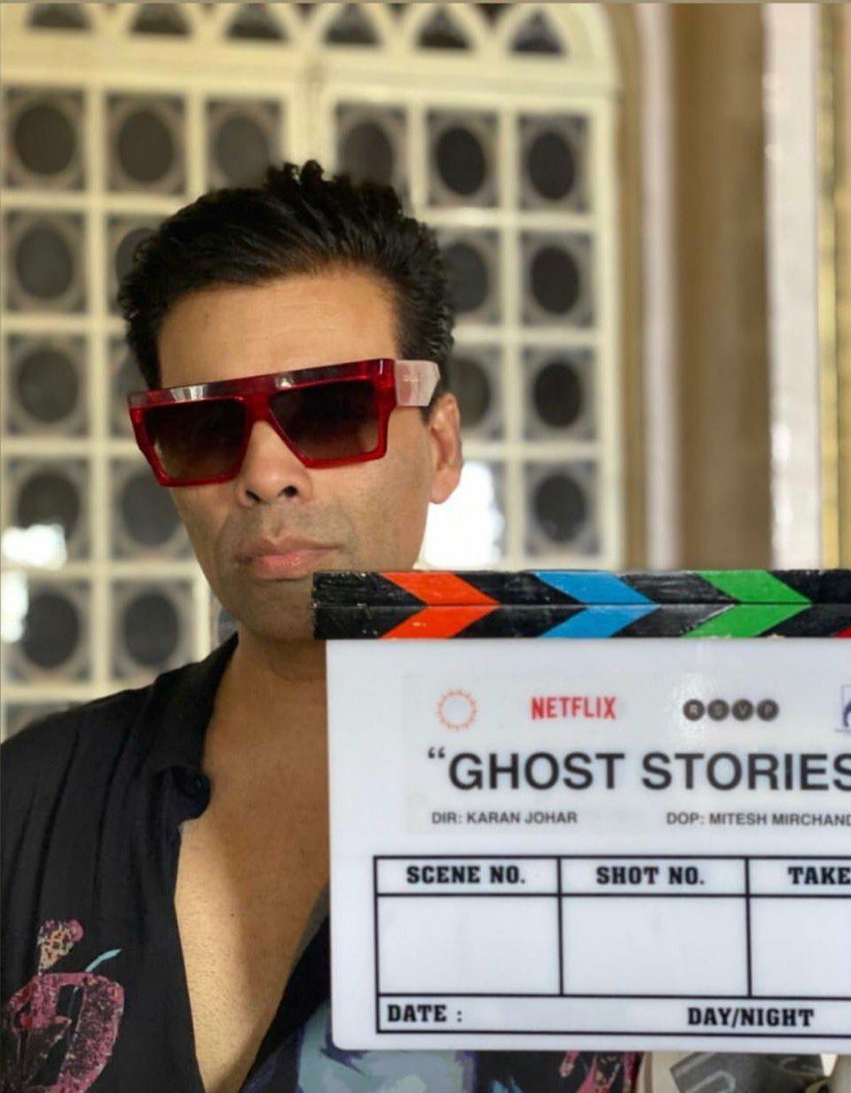 Karan Johar in Ghost Stories (2020)