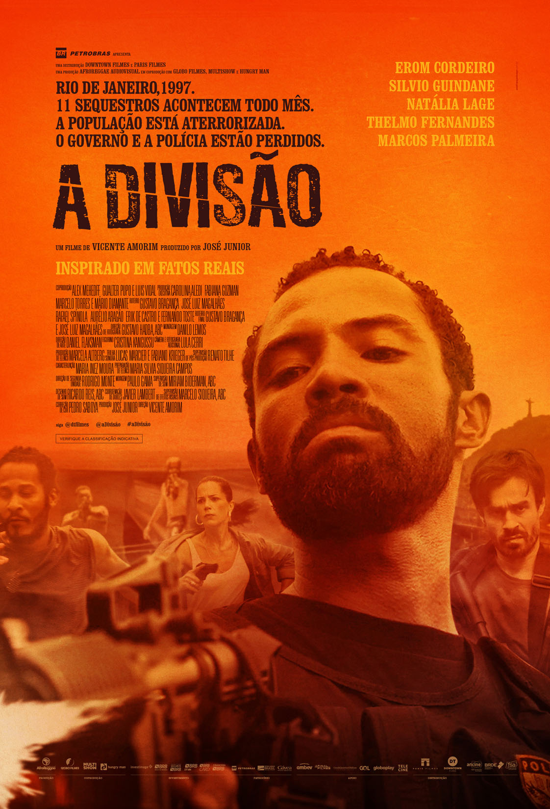 A Divisao (2020) Full Movie [In Portuguese] With Hindi Subtitles | BDRip 720p [1XBET]