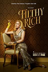 Kim Cattrall in Filthy Rich (2020)