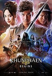 Khun Phaen Begins Poster
