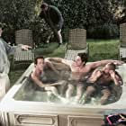 Ryan Reynolds, Zach Braff, Donald Faison, and Bill Lawrence in Scrubs (2001)