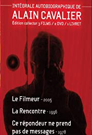 Le filmeur Poster