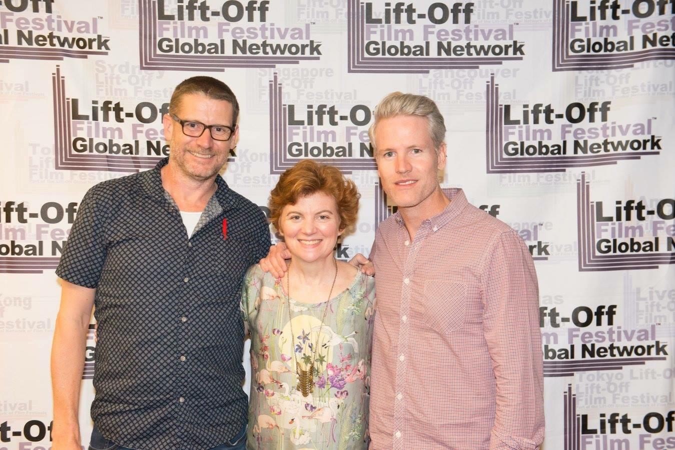 Lift-Off Sydney 2016 Morgan Smallbone, Sofya Gollan, Dominic Egan