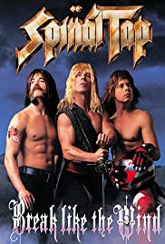 Spinal Tap: Bitch School Poster