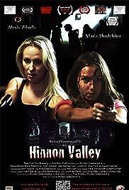 Hinnon Valley Poster
