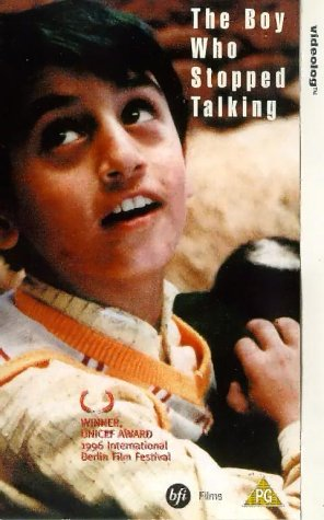 The Boy Who Stopped Talking poster