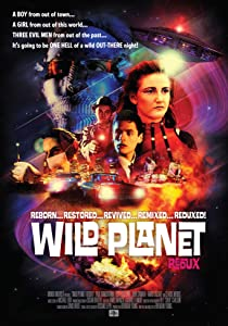 Watch free 3d movies Wild Planet (Redux) [Mpeg]