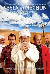Köksal Engür, Ahmet Mümtaz Taylan, Serkan Keskin, Ali Atay, Cengiz Bozkurt, and Osman Sonant in Leyla ile Mecnun (2011)