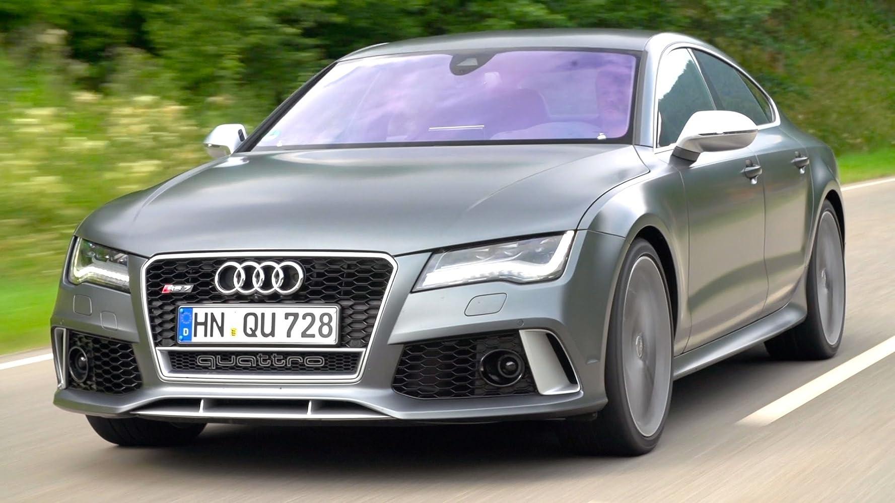 2014 Audi Rs7 Top Speed Bahnstorming In Germany 2013