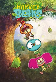 Harvey Beaks Poster