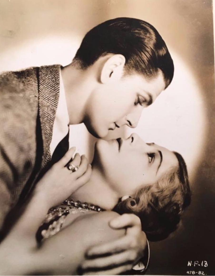 Aileen Pringle and Hugh Trevor in Beau Broadway (1928)