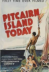 Pitcairn Island Today (1935)