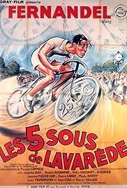 Les cinq sous de Lavarède Poster