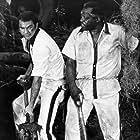 Burt Reynolds and Harry Caesar in The Longest Yard (1974)