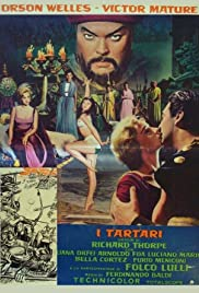 I tartari Poster