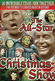 The All-Star Christmas Show Poster
