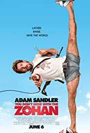 You Don't Mess with the Zohan (2008) Full Movie Watch Download thumbnail