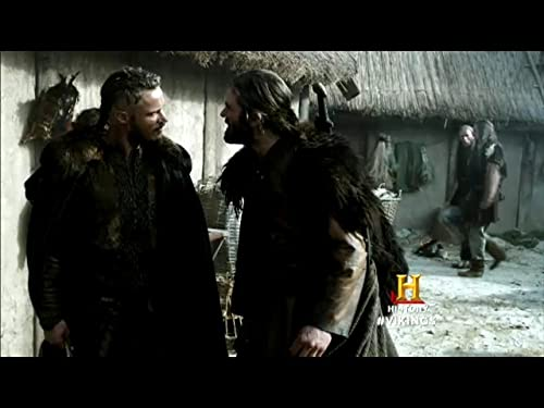 Ragnar and Rollo Argue