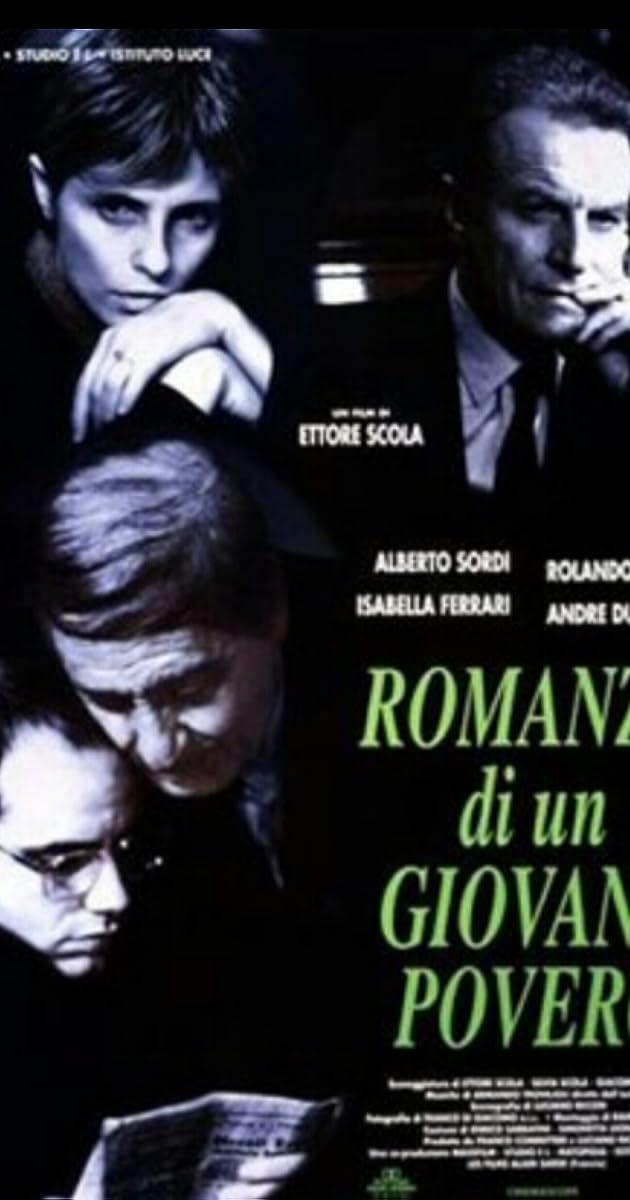 Romanzo di un giovane povero (1995) - IMDb