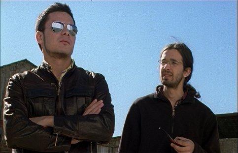 Lamberto Mongiorgi and Frank Impellizzeri in 11½ (2009)