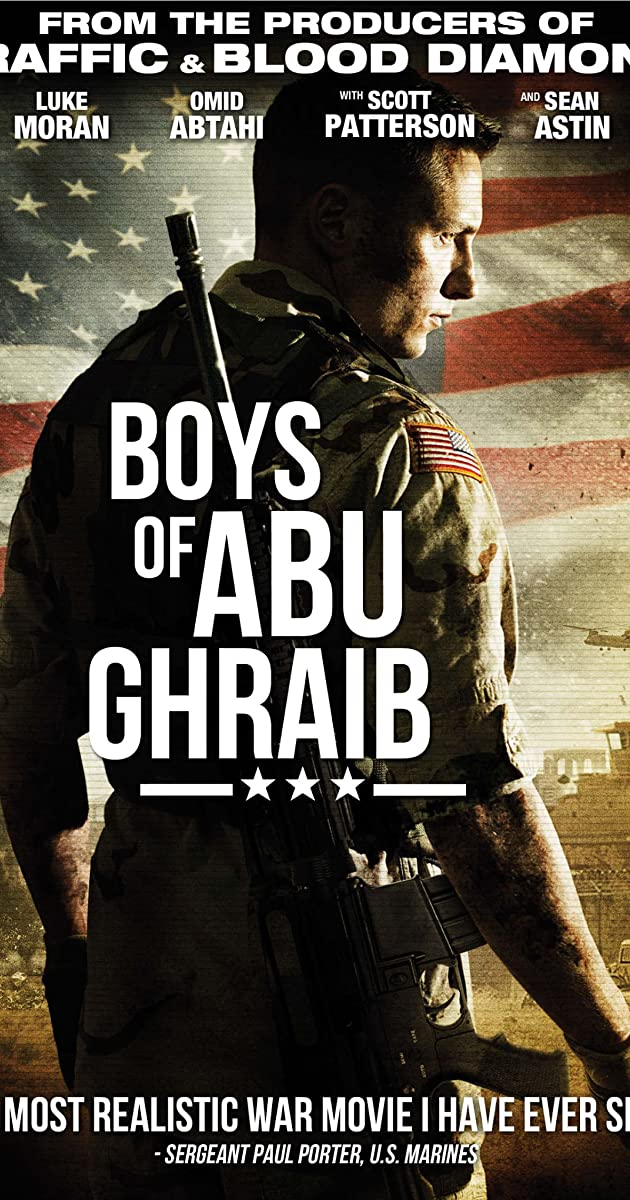 Subtitle of Boys of Abu Ghraib