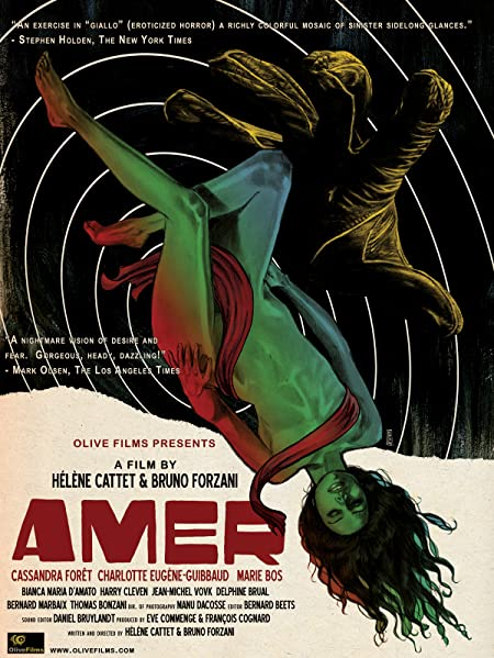 Amer (2009) French Blu-Ray - 480P | 720P - x264 - 200MB | 650MB - Download & Watch Online With Subtitle Movie Poster - mlsbd