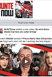 Bunte Now Poster