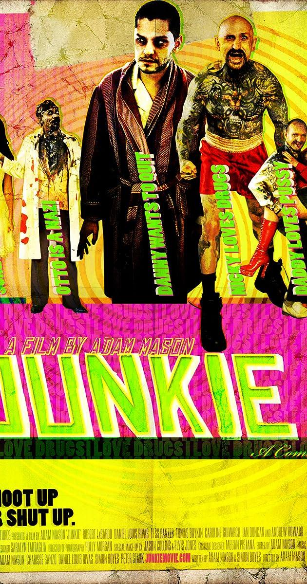Subtitle of Junkie