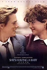 Kevin Bacon and Elizabeth McGovern in She's Having a Baby (1988)