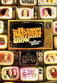 The Hudson Brothers Razzle Dazzle Show Poster
