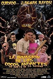 La invasión de los cocos andantes Poster